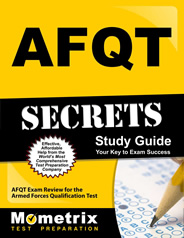 Armed Forces Qualification Test AFQT Study Guide